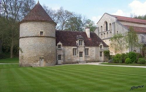 Abbaye de fontenay 03