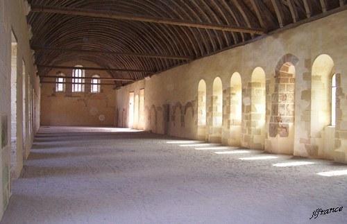 Abbaye de fontenay 08