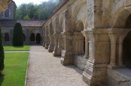Abbaye de fontenay 09