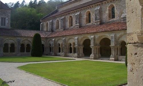 Abbaye de fontenay 10