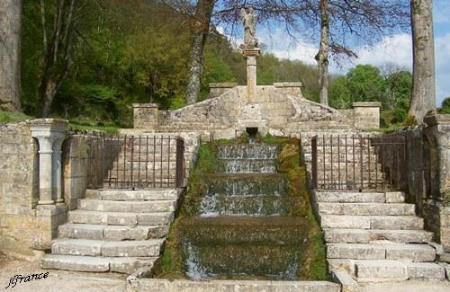 Abbaye de fontenay 12