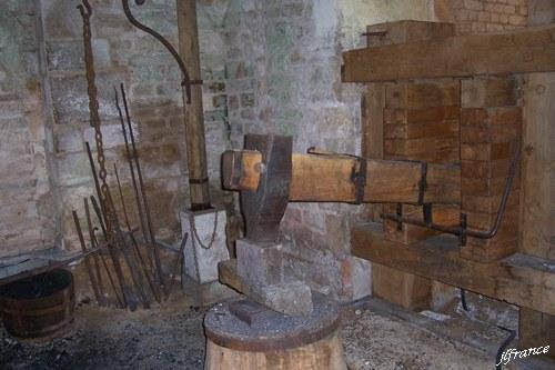 Abbaye de fontenay 16