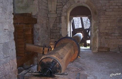 Abbaye de fontenay 17