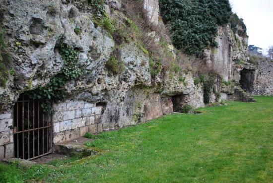 Grottes du foulon site archeologique 2012 02 05