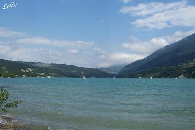 Lac de monteynard 2008 1