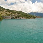 Lac de serre poncon 06