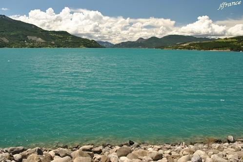 Lac de serre poncon 08