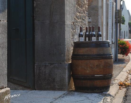 Route des vins de bourgogne 2019 10
