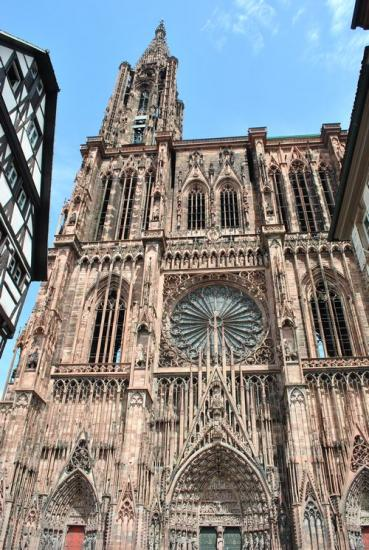 Strasbourg cathedrale 2012