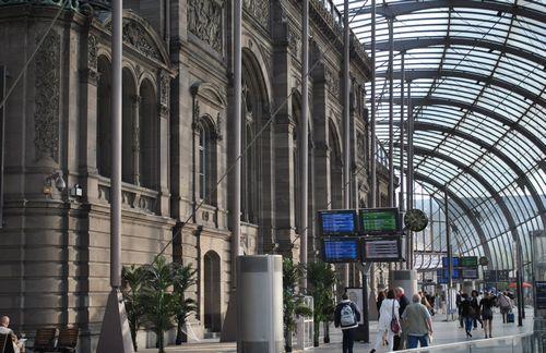 Strasbourg gare 1 2012